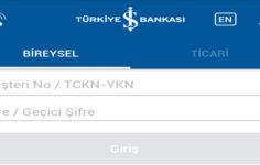 İş Bankası İnternet Bankacılığı Şifre Alma Tüm Detaylar