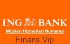 0850 222 0 600 ING Bank Telefon Bankacılığı