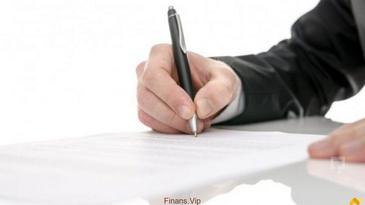 Maaş Yazısı Örneği – Maaş Yazısı Nasıl Yazılır?